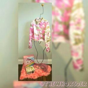 *NEW* Melody Ehsani Pink Camo Jacket💖